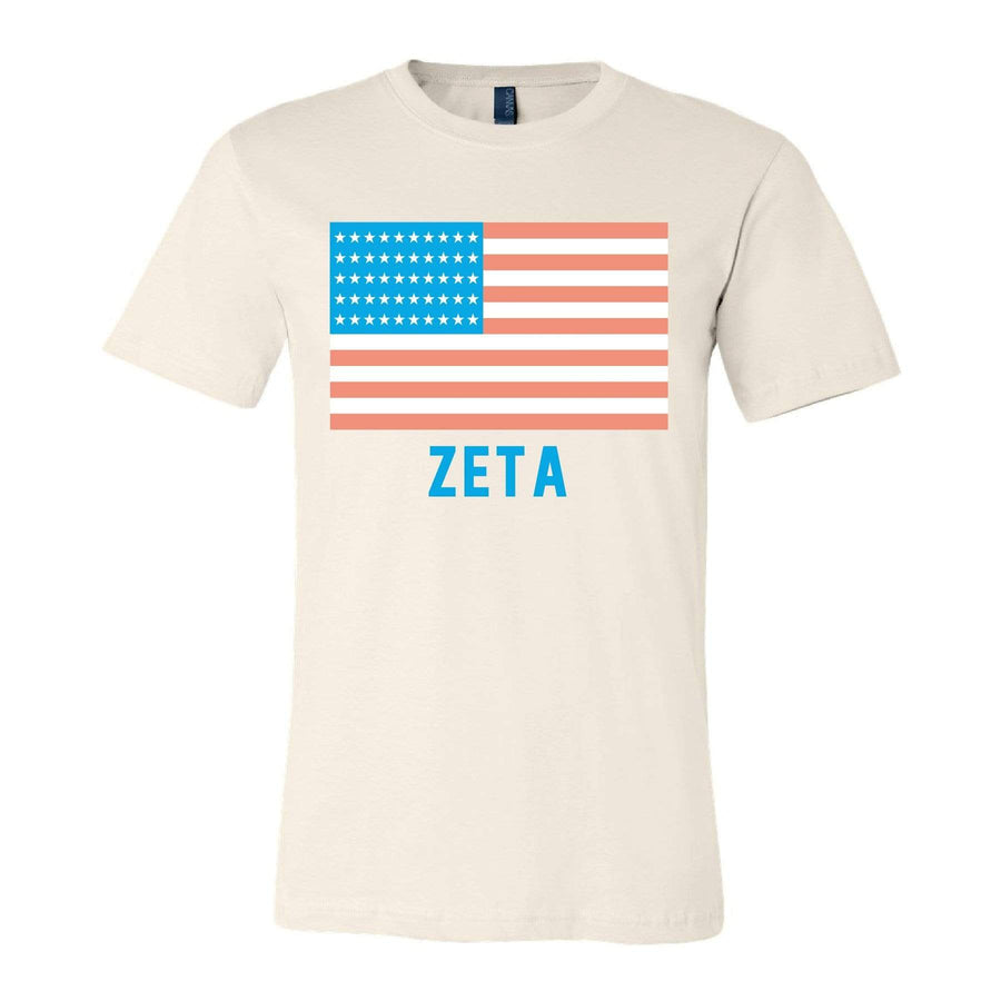 'Merica Tee <br> (available for multiple organizations!)