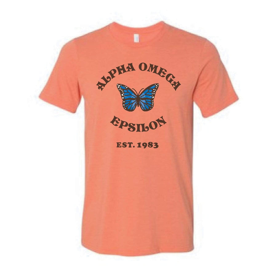Monarch Tee <br> (available for all organizations!)