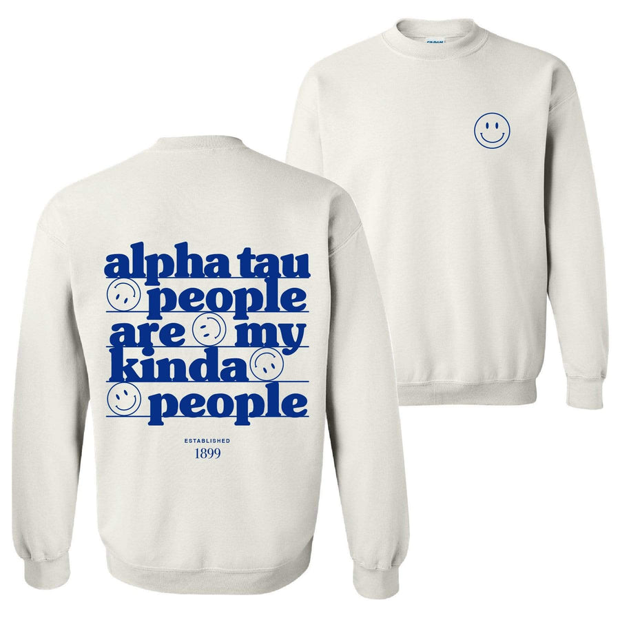 Ali & Ariel My People Fleece  <br> (sororities A-D)