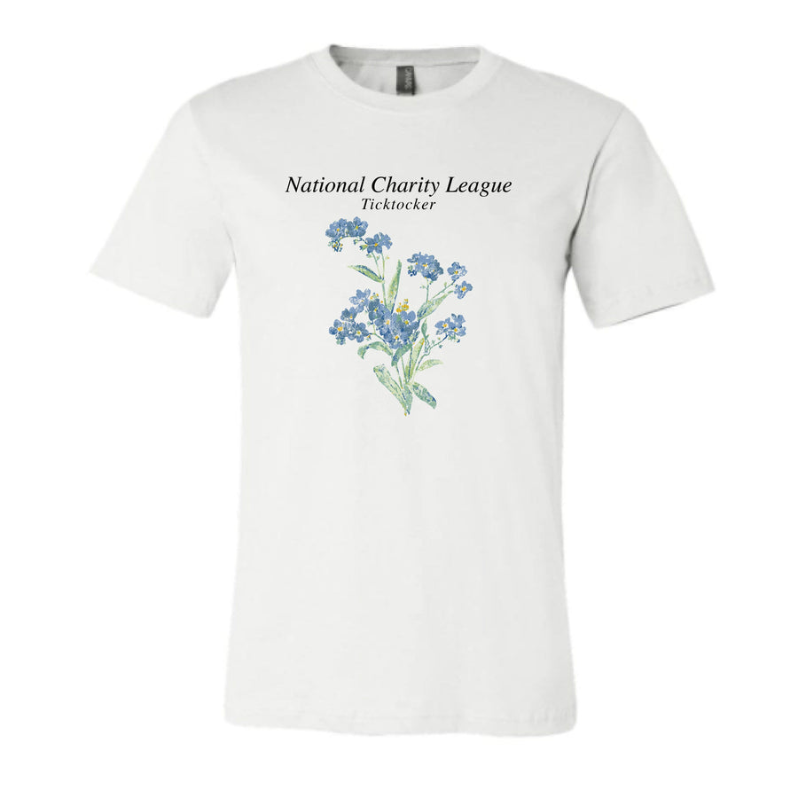 NCL Mom & Daughter Forget Me Not Tee