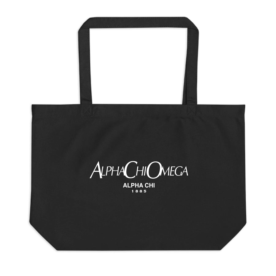 Ali & Ariel Paris Tote <br> (available for all sororities) Alpha Chi Omega
