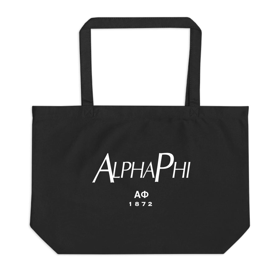 Ali & Ariel Paris Tote <br> (available for all sororities) Alpha Phi
