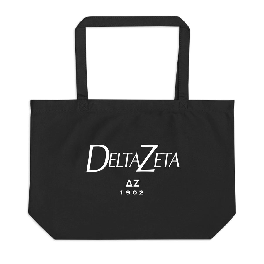 Ali & Ariel Paris Tote <br> (available for all sororities) Delta Zeta