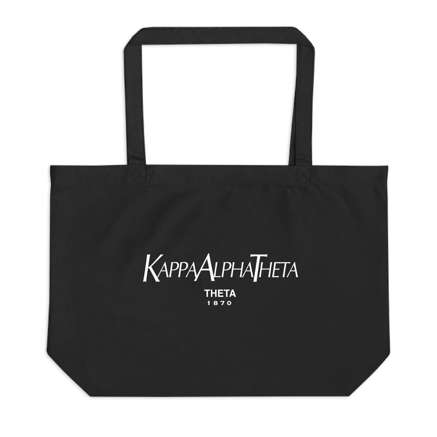 Ali & Ariel Paris Tote <br> (available for all sororities) Kappa Alpha Theta