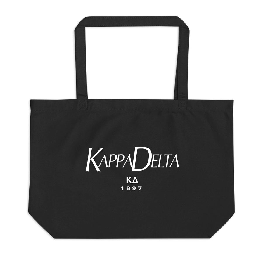 Ali & Ariel Paris Tote <br> (available for all sororities) Kappa Delta