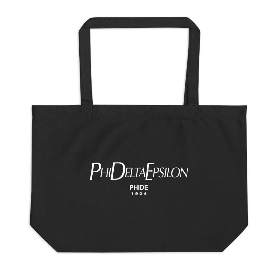Ali & Ariel Paris Tote <br> (available for all sororities) Phi Delta Epsilon
