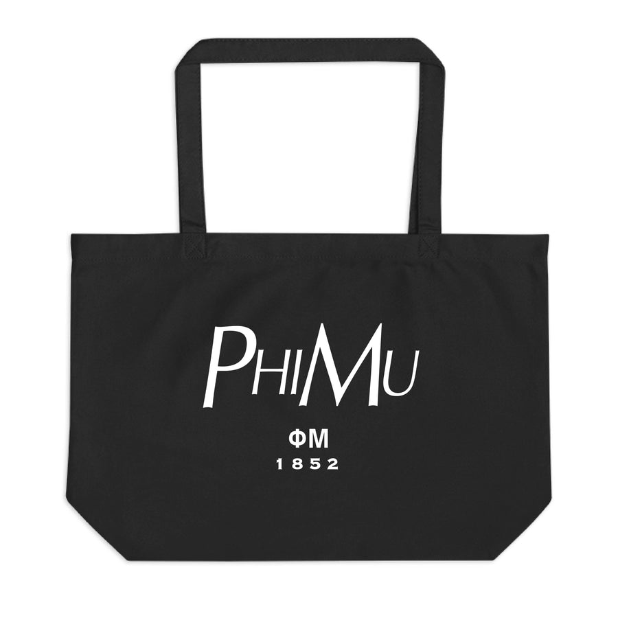 Ali & Ariel Paris Tote <br> (available for all sororities) Phi Mu