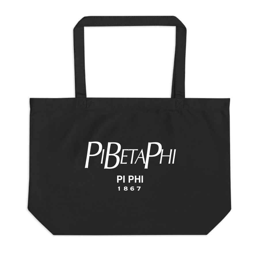 Ali & Ariel Paris Tote <br> (available for all sororities) Pi Beta Phi
