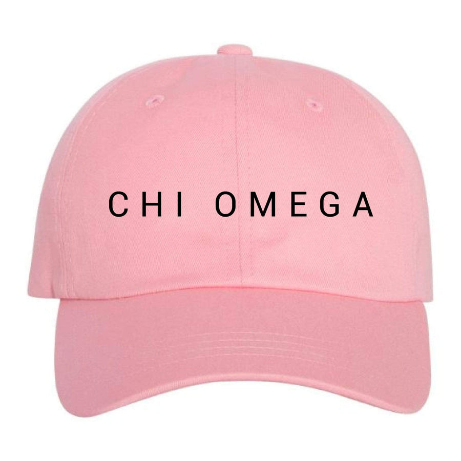 Pink Dad Hat <br> (available for multiple organizations!)