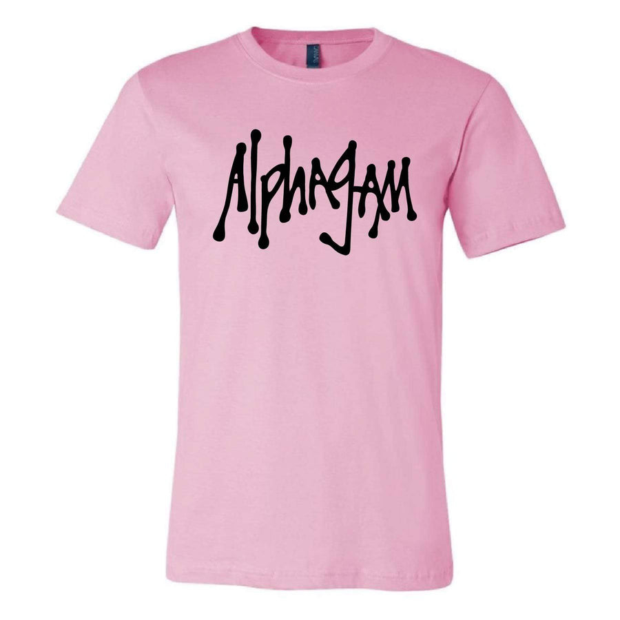Pink Scribble Tee <br> (available for multiple organizations!)