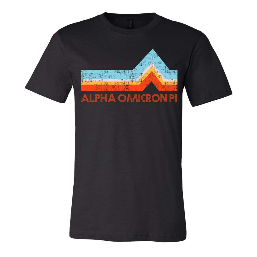 Rainbow Mountain Tee <br> (available for all organizations!)
