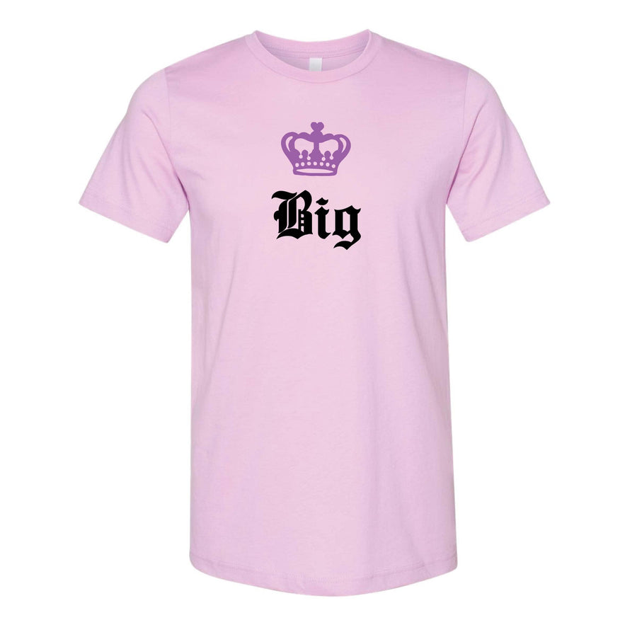 Ali & Ariel Royal Fam Tees BIG / Small