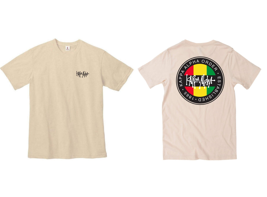 Sk8 Tee <br> (available for multiple fraternities!)