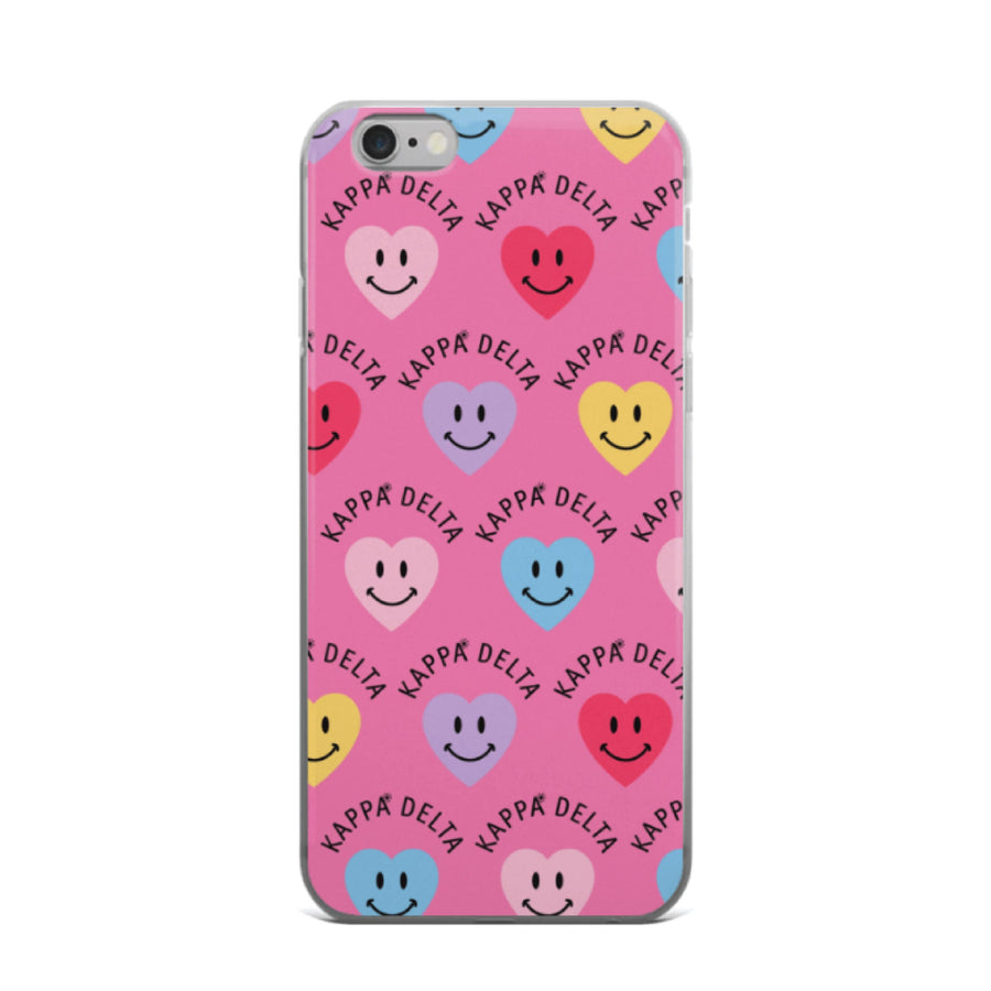 Smiley Heart iPhone Case <br> (iPhone 7 / iPhone 8)