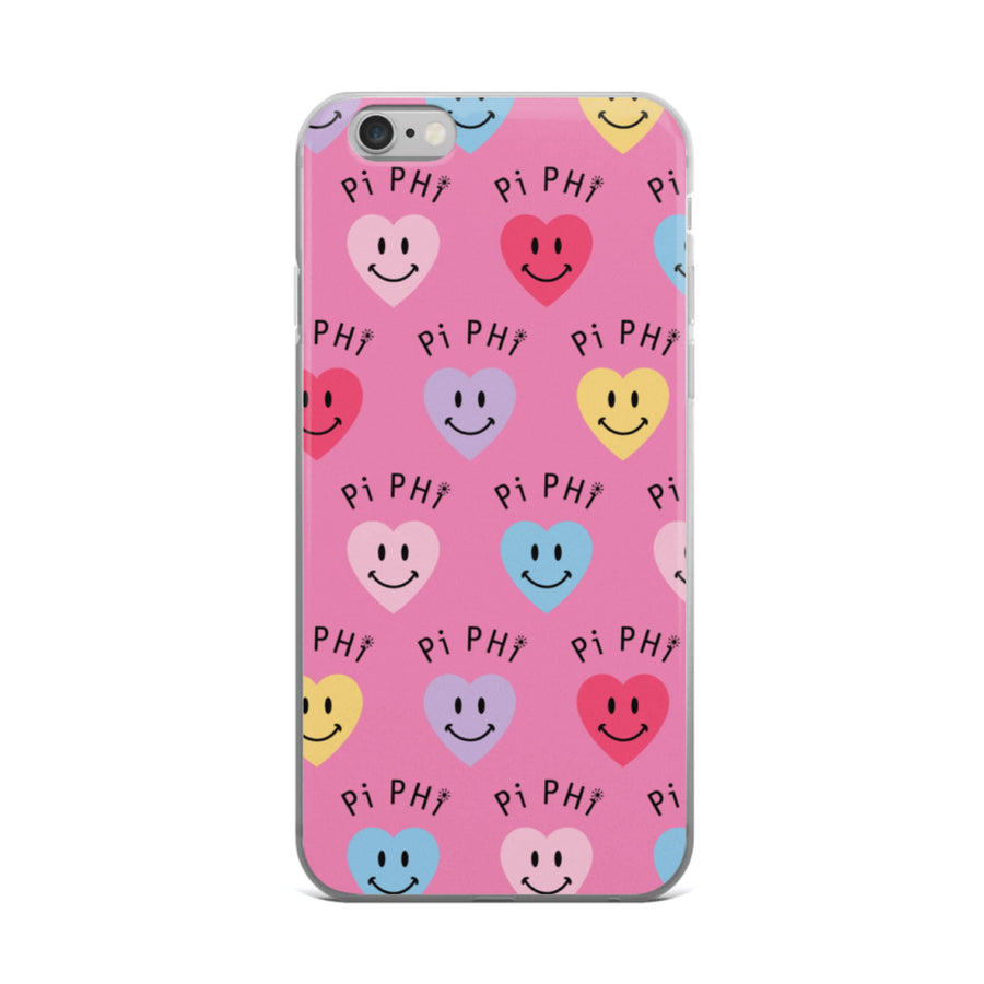 Smiley Heart iPhone Case <br> (iPhone 7 Plus / iPhone 8 Plus)
