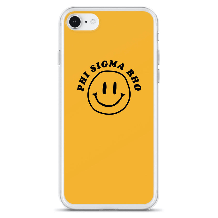 Ali & Ariel Smiley iPhone Case <br> (iPhone 11 Pro / 11 Pro Max / SE) Phi Sigma Rho / iPhone SE