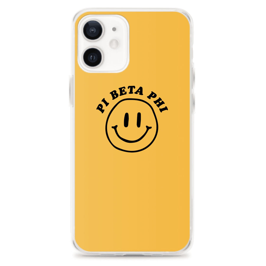 Smiley iPhone Case <br> (iPhone 12 Mini / 12 / 12 Pro)