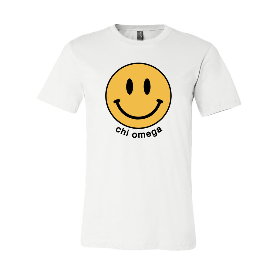 Smiley Tee <br> (sororities A-D)