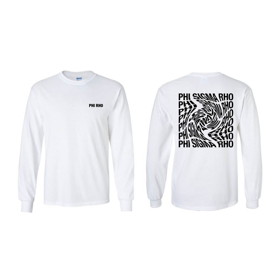 Spiral Long Sleeve <br> (available for all organizations!)