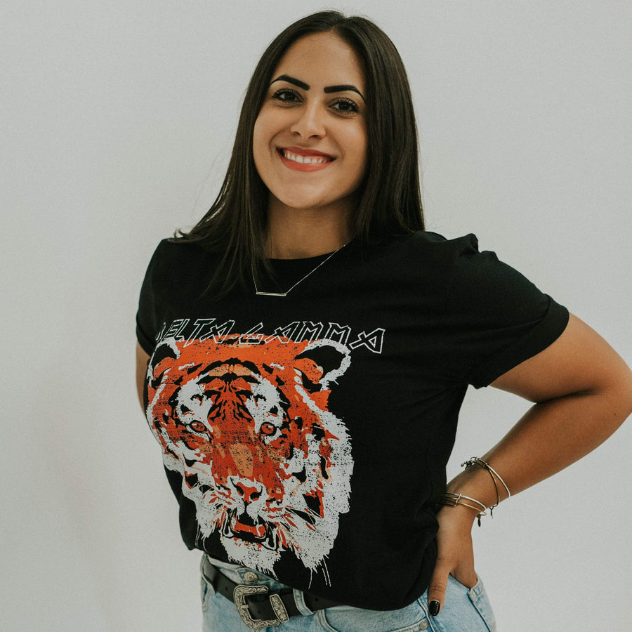 Ali & Ariel Tiger Tee <br> (available for most organizations!)