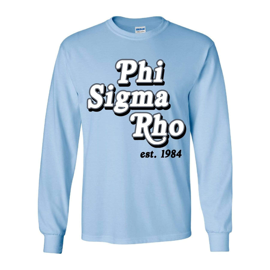 Vintage Classic Long Sleeve Tee <br> (available for all organizations!)