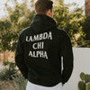 Ali & Ariel Warped Hoodie <br> (available for all fraternities!)