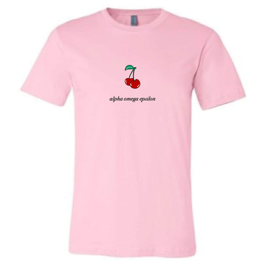 Wild Cherry Tee<br> (available for all organizations!)