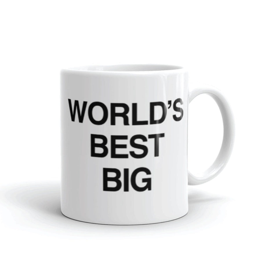 World's Best Big Little Mugs