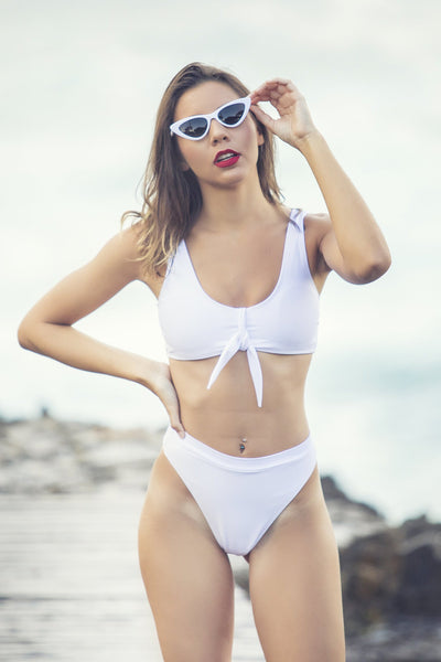 Violeta White Top