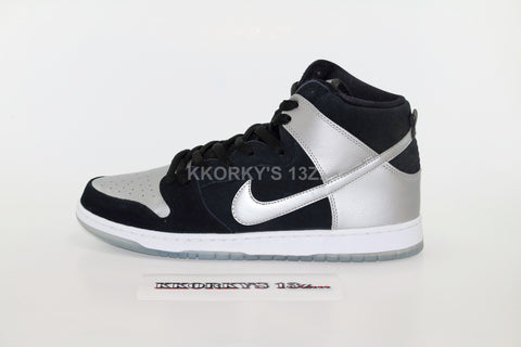 NIKE DUNK HIGH PRO SB    'TIN MAN' (less than retail)