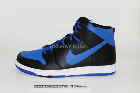 NIKE DUNK CMFT  'Royal Blue' (Below Retail)