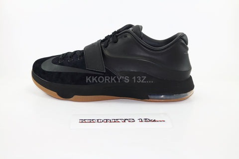 NIKE KD VII EXT SUEDE QS