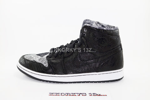 NIKE AIR JORDAN 1 RETRO HIGH  BHM 2015