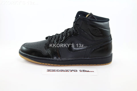 NIKE AIR JORDAN 1 RETRO HIGH OG   Black/Gum SOLD-ON STOCKX