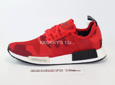 ADIDAS NMD R1 RED CAMO (Retail)