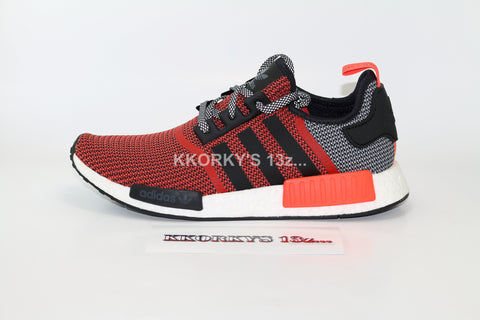 ADIDAS NMD R1 LUSH RED (Retail)