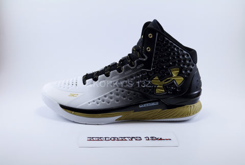 STEPHEN CURRY OGs-UNDER ARMOUR UA CURRY 1  'MVP' (Was available only in the US)