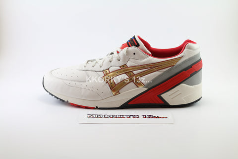 "ASICS  Gel-Sight ""'92 Summer Olympics"" -inspired by the  summer Olympics of 1992 in Barcelona."