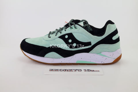 SAUCONY G9 Shadow 6   'Mint Chocolate Chip'  Limited Release