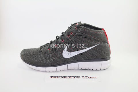 NIKE FREE FLYKNIT CHUKKA (less than retail)