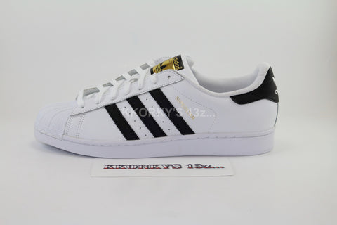 ADIDAS SUPERSTAR OG 'Run DMC edition' (less than retail)