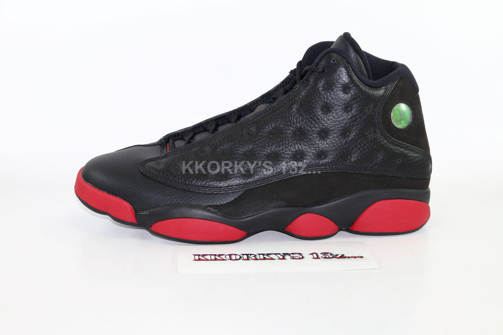 2ecb75e2 Nike Air Jordan 13 Retro 'Dirty Bred' SOLD ON STOCKX – KKORKY'S 13z...