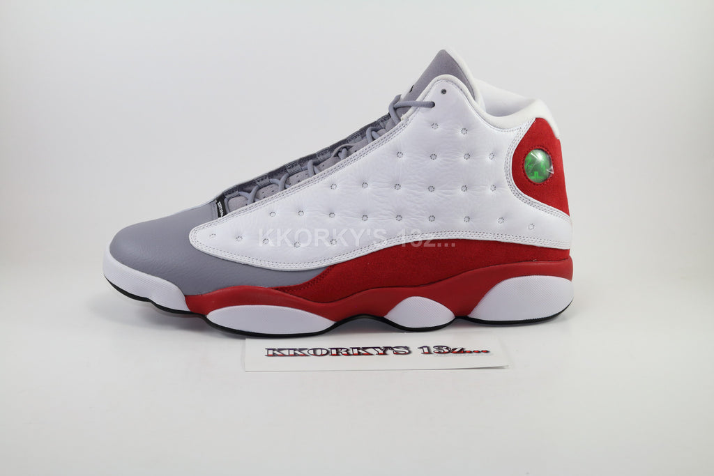 84a3f01f Nike Air Jordan 13 Retro 'Grey Toe' SOLD- ON STOCKX – KKORKY'S 13z...