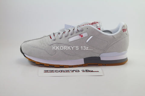 REEBOK MEN'S CLASSIC LEATHER X KENDRICK LAMAR