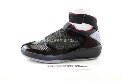 Nike Air Jordan 20 (XX) Retro 'Stealth' (Retail)