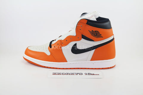 NIKE AIR JORDAN 1 RETRO HIGH- 'Reverse Shattered Backboards'