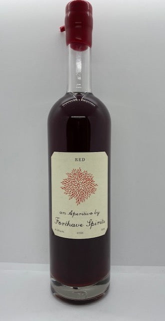 Forthave Spirits, Aperitivo RED (750ml)