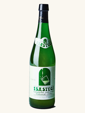 "Isastegi - ""Natural"" Cider NV (750ml)"
