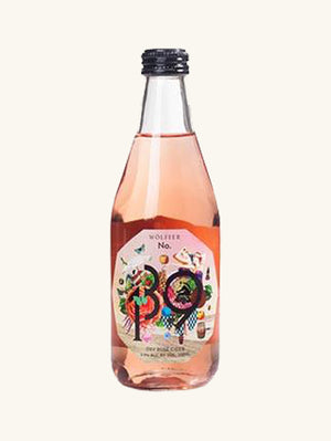 "Wolffer Estate - ""N 139"" Dry Rose Cider NV (375ml)"