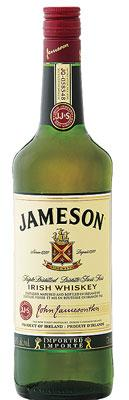 Jameson - Irish Whiskey (750ml)
